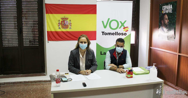 """Vox Tomelloso afirma que la situación del Hospital de Tomelloso es """"crítica"""" con una merma continua y sangrante de servicios y personal"""
