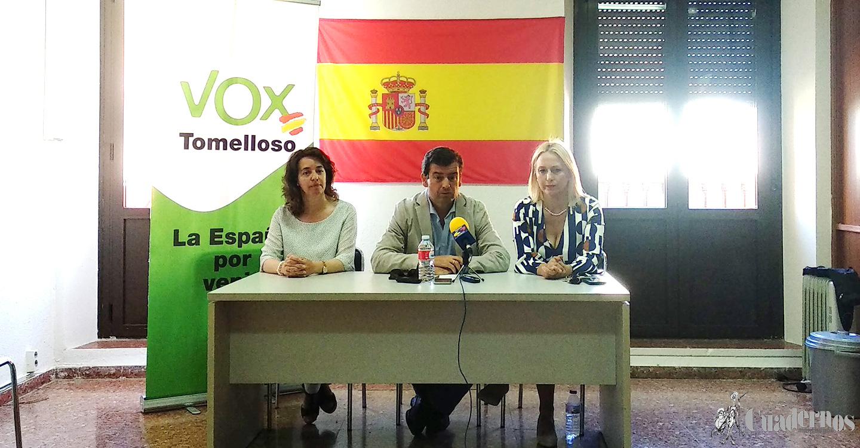 """""""Daremos una gran batalla en la oposición con un proyecto clarísimo de defensa de los intereses de los tomelloseros"""""""