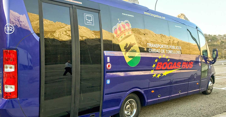 Vuelve la normalidad al transporte público de Tomelloso desde el lunes 29