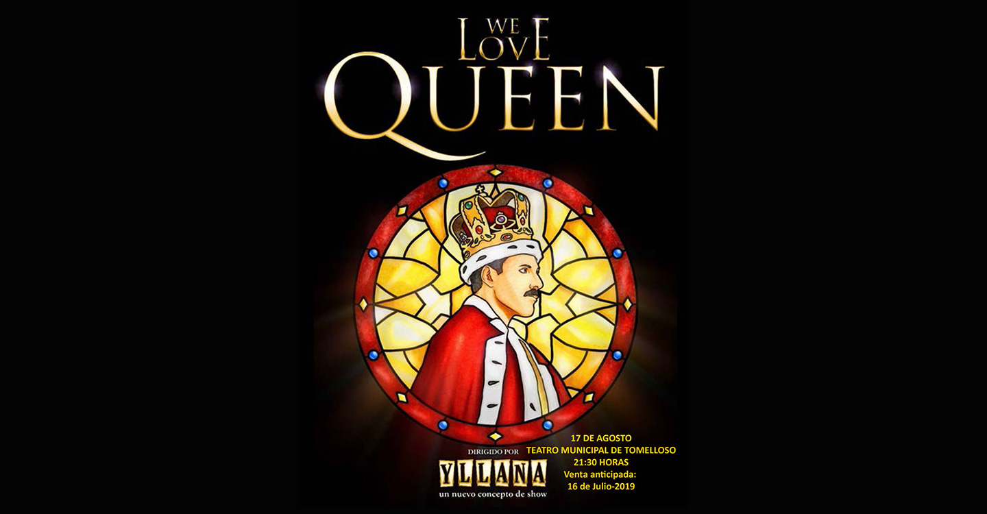 Ya a la venta las entradas para We Love Queen