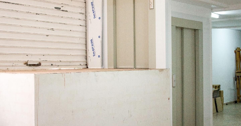 Ya se encuentra operativo un elevador en el museo López Torres