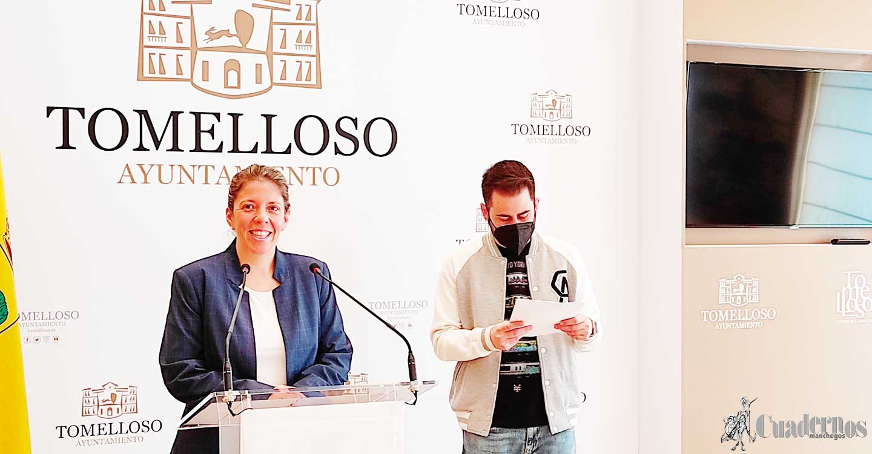La renovación de la zona centro de Tomelloso se completará con el Plan de Obras Municipales 2021 de la Diputación Provincial de Ciudad Real