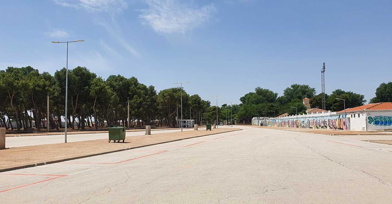 Hoy se abre la última zona verde de Tomelloso que permanecía restringida al público