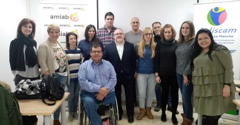 AIDISCAM CLM pone en marcha el proyecto crea en Toledo, que insertará en el mercado laboral a 11 personas con discapacidad.