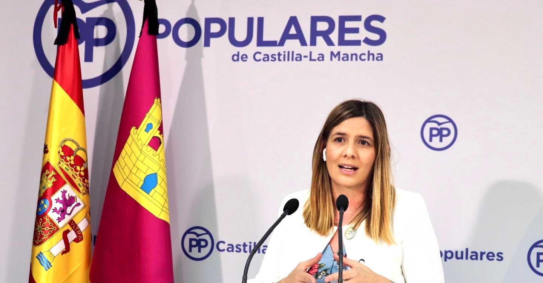 """Agudo lamenta que Page tenga """"cero interés"""" en pactar y en llegar a un acuerdo con el Partido Popular de Castilla-La Mancha"""