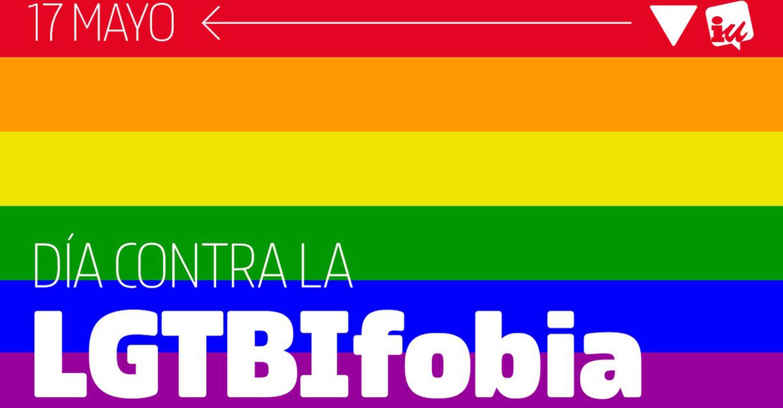 ALEAS IU CLM reclama una Ley para el colectivo LGTBI en la región