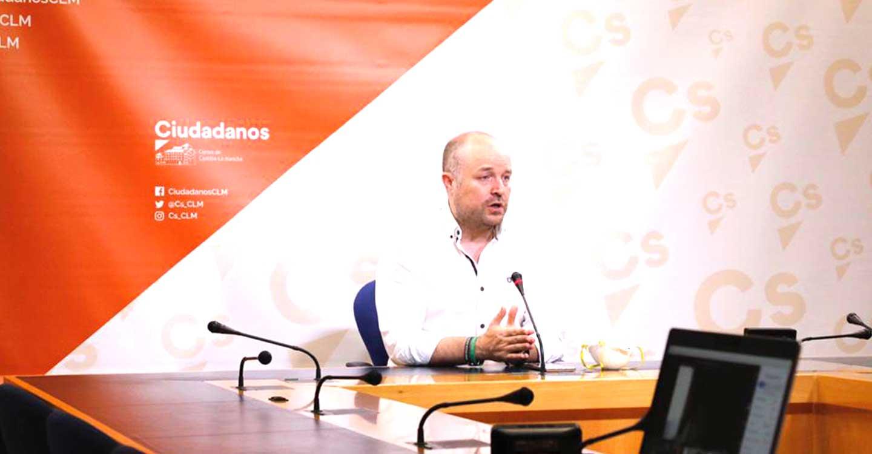 """Ruiz (Cs): """"Dirigentes políticos y responsables sanitarios tendrán que venir a dar explicaciones"""""""