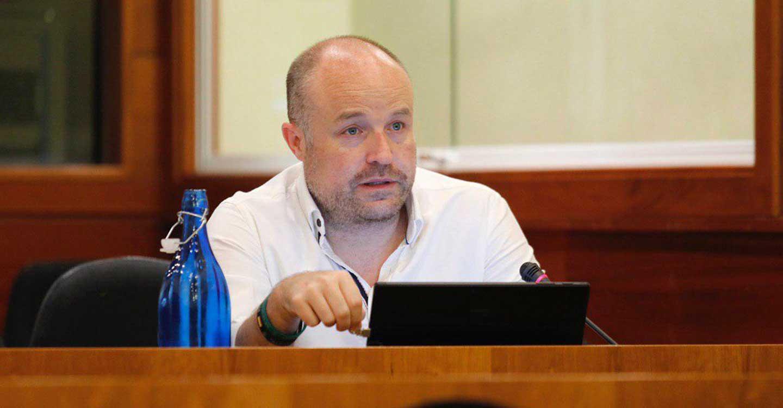 Ruiz (Cs) exige al Gobierno regional que defienda la agricultura y ganadería no solo con palabras sino también con hechos