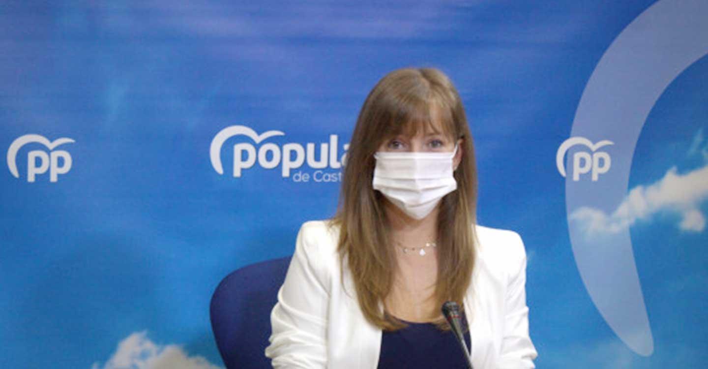 """Andicoberry denuncia que Page haya faltado a su palabra y que PSOE y Ciudadanos se """"excusen"""" en posturas """"personalistas"""" para no apoyar la Ley Anti Okupación del PP-CLM"""