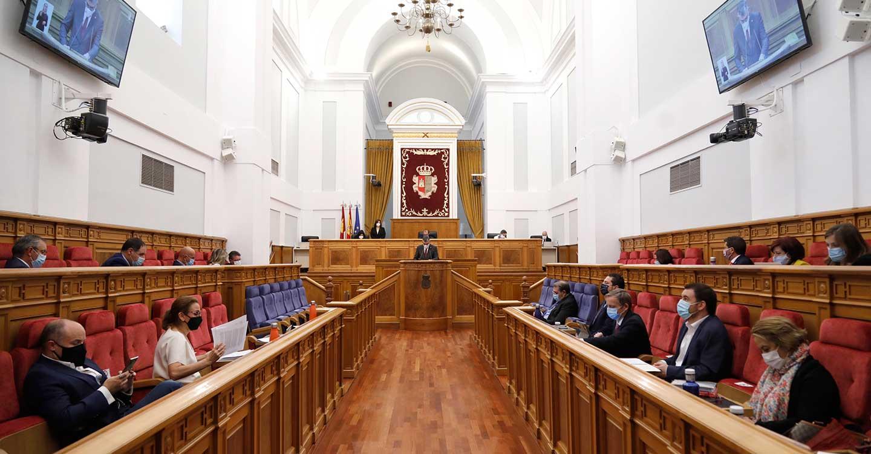Aprobada en Pleno la Ley para crear una reserva estratégica de material sanitario