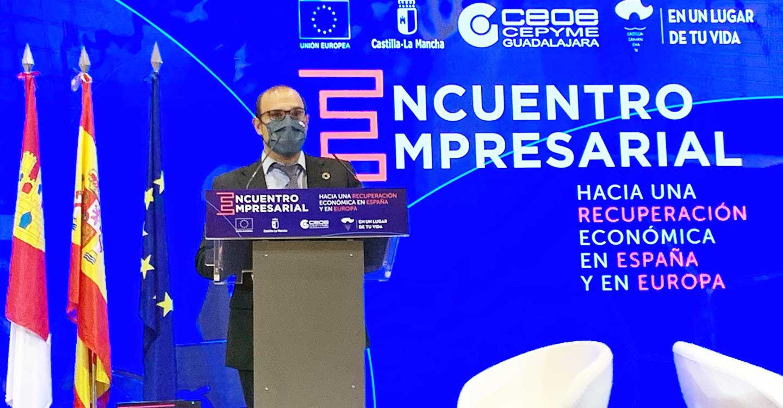 Bellido insta a instituciones y empresas a explorar fórmulas de colaboración para reactivar la economía