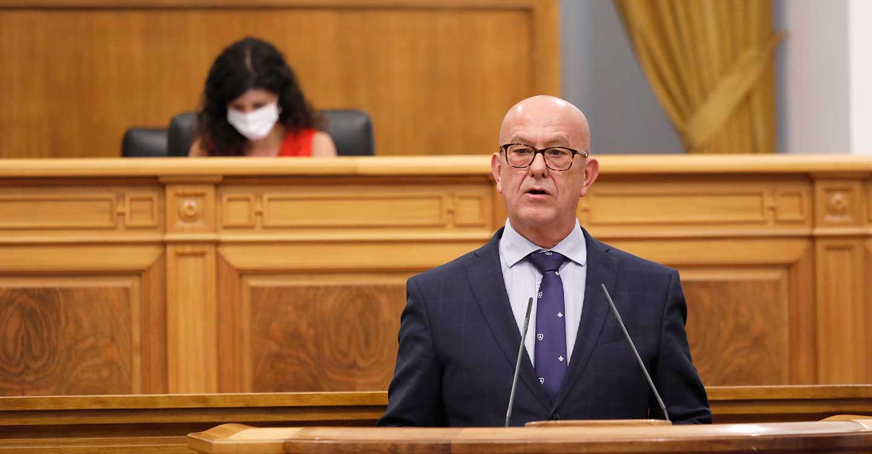 Bravo pide al Gobierno de Page que se deje de anuncios y habilite presupuesto para cumplir sus compromisos de pago con los Ayuntamientos