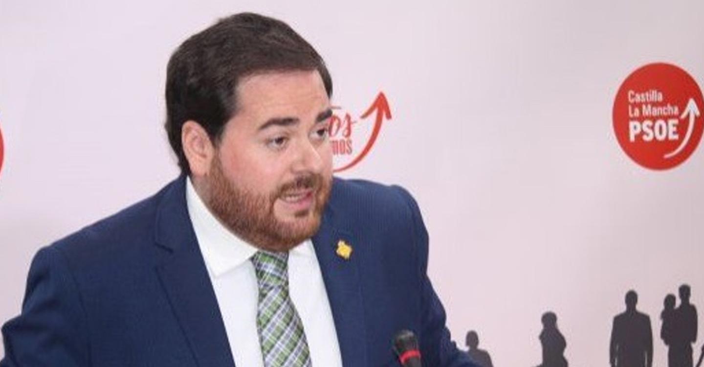 """Camacho insta al PP a unirse al pacto si """"de verdad"""" quiere asegurar la inversión sanitaria"""