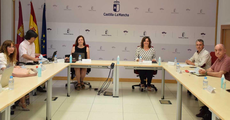 Gobierno regional, Ministerio de Trabajo y Ayuntamiento de Toledo avanzan en la programación de actos para la celebración de la Capitalidad Europea de la Economía Social de la mano del sector