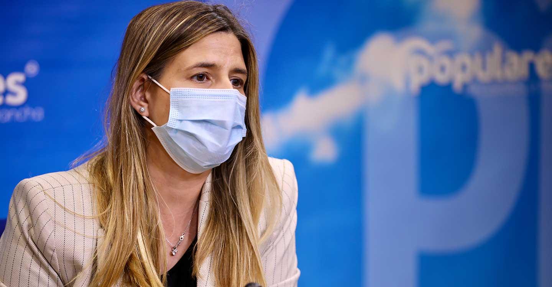 """Agudo: """"Page está muy alejado de lo que sienten y sufren los castellano-manchegos en esta situación tan dramática por la pandemia"""""""