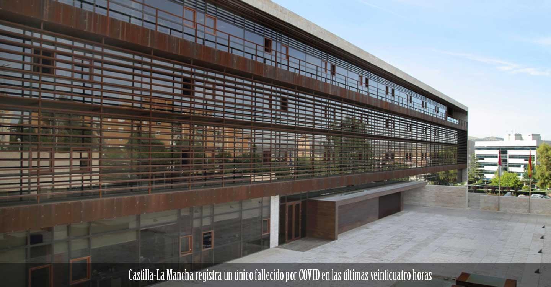 Castilla-La Mancha registra un único fallecido por COVID en las últimas veinticuatro horas