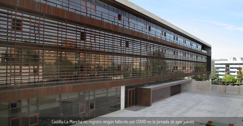 Castilla-La Mancha no registró ningún fallecido por COVID en la jornada de ayer jueves