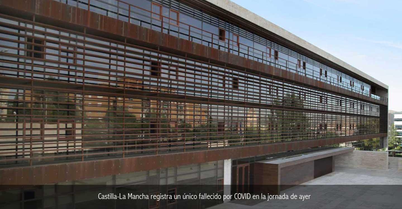 Castilla-La Mancha registra un único fallecido por COVID en la jornada de ayer
