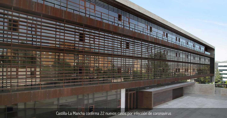 Castilla-La Mancha confirma 22 nuevos casos por infección de coronavirus