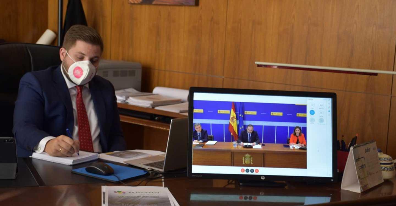 Castilla-La Mancha colaborará de manera activa en la nueva Estrategia y Ley de Movilidad que plantea el Ministerio de Movilidad, Transportes y Agenda Urbana