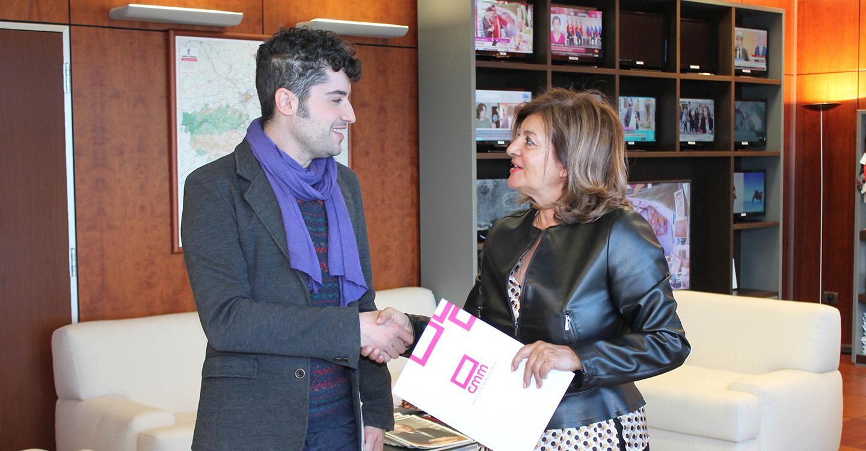 Castilla-La Mancha Media renueva su compromiso con el Festival de Cine de Castilla-La Mancha