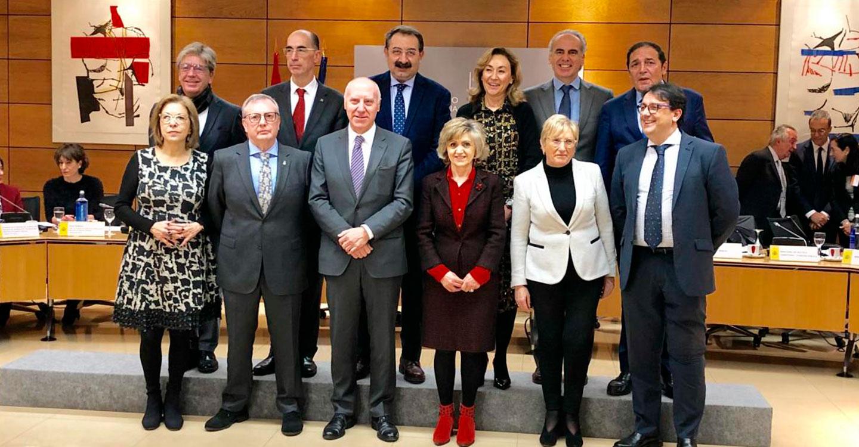 Castilla-La Mancha apuesta por incrementar las plazas de formación sanitaria especializada en el Sistema Nacional de Salud