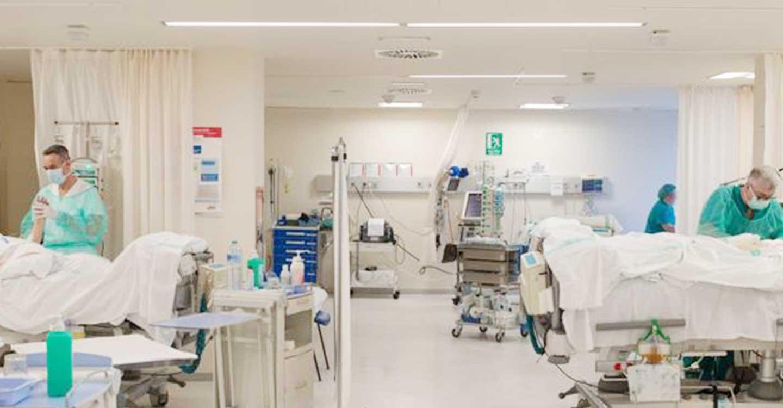 Castilla-La Mancha ha registrado un descenso de 393 casos por COVID-19, así como de hospitalizados en cama convencional en una semana