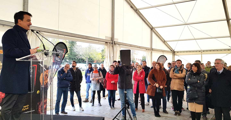 Castilla-La Mancha respalda la innovación y la investigación en el sector agroalimentario y aboga por trasladarlo al consumidor