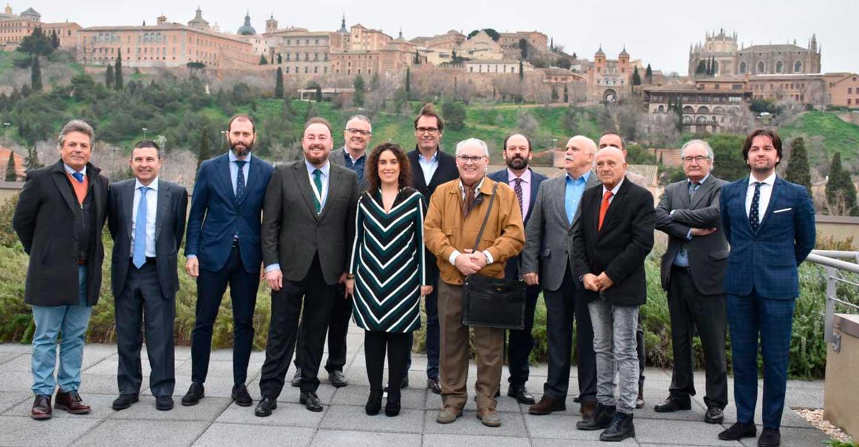 Castilla-La Mancha acoge la reunión del Consejo Rector de la Confederación de Cooperativas de Vivienda y Rehabilitación de España