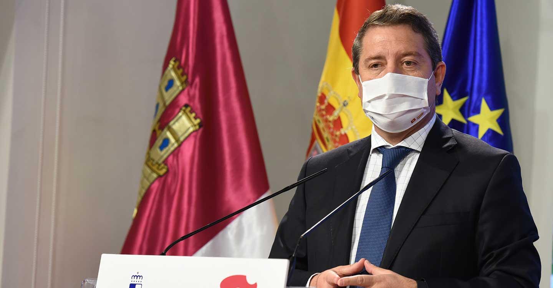 Castilla-La Mancha acoge con satisfacción las medidas adoptadas por el Gobierno de España y solicita consenso para su puesta en marcha