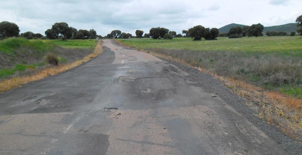El Gobierno regional iniciará en septiembre el arreglo de la carretera CM-4115 en Villamayor de Calatrava