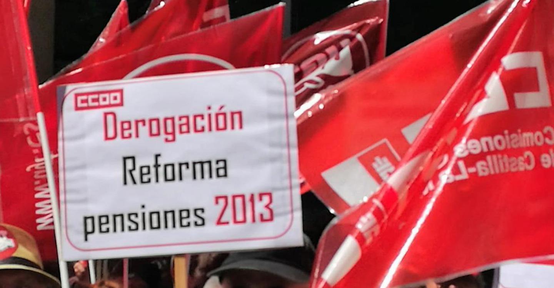 CCOO CLM exige que en 2020 las pensiones se revaloricen como mínimo con respecto a la inflación