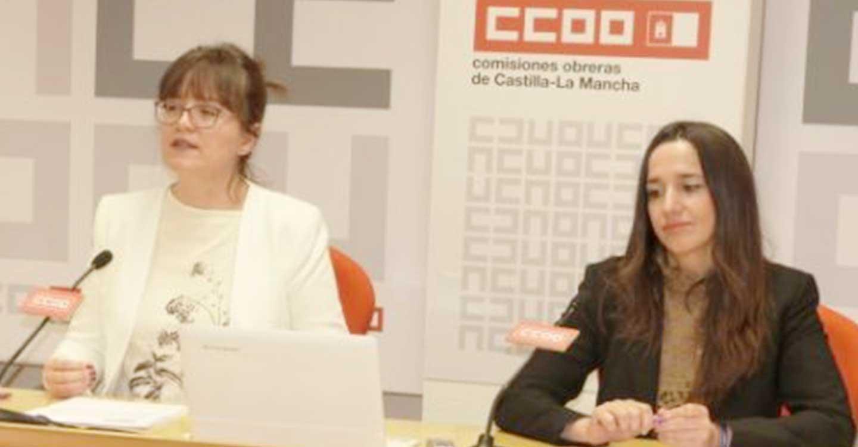 """CCOO CLM exige romper con la brecha salarial de género: """"No es de justicia que una mujer cobre un 27% menos que un hombre por un trabajo de igual valor"""""""
