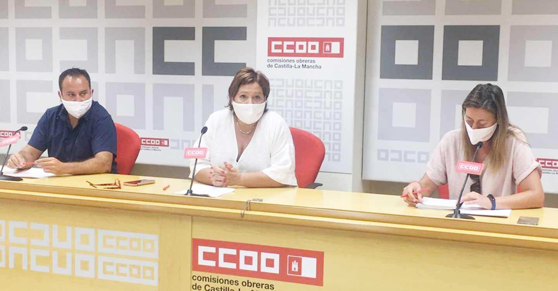 CCOO-Enseñanza CLM pide el cumplimiento de todas las medidas anunciadas por la Consejería de Educación para garantizar la seguridad de toda la comunidad educativa