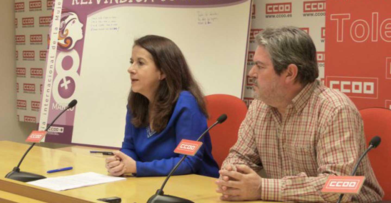 CCOO CLM pide políticas con perspectiva de género para que las mujeres puedan acceder a un empleo de calidad