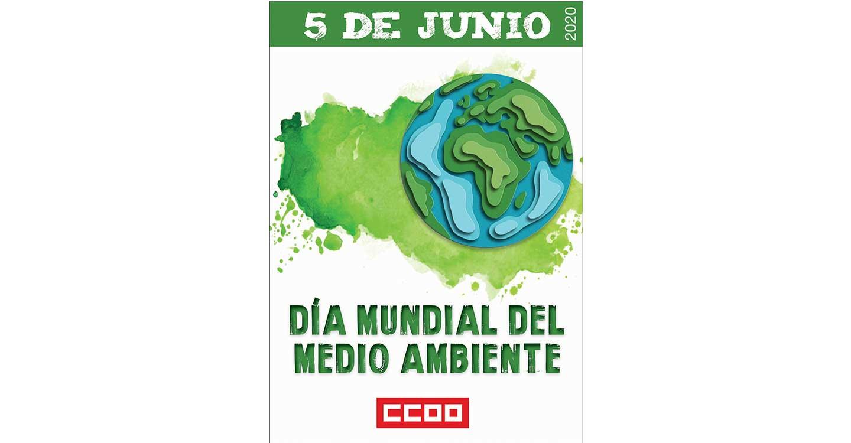 """CCOO CLM: """"La transición ecológica será ahora o no será"""""""