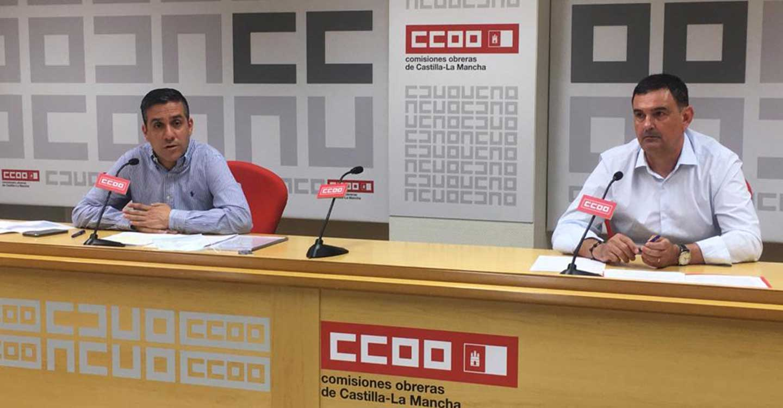 CCOO CLM #TuMejorDefensa: Tres de cada cuatro demandas presentadas por CCOO en la región son ganadas en los tribunales