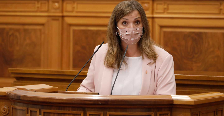 """García Saco destaca el """"firme"""" compromiso del Gobierno de Page con la conciliación frente a lo que hacen PP y Cs donde gobiernan"""