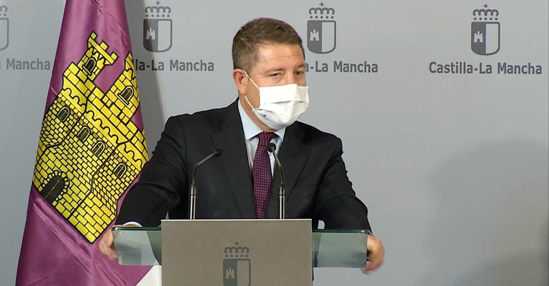 García-Page firmará mañana la