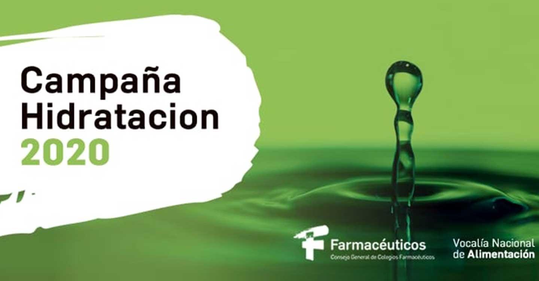 Los farmacéuticos de  Castilla-La Mancha subrayan la necesidad de una correcta hidratación en verano y ante patologías específicas