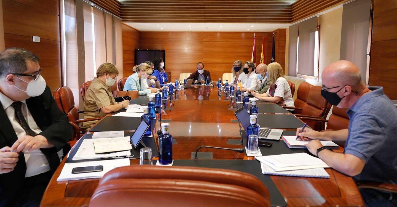 Arranca el nuevo periodo de sesiones en las Cortes de Castilla-La Mancha con seis proyectos de ley más en previsión y la constitución de la comisión de la Covid-19