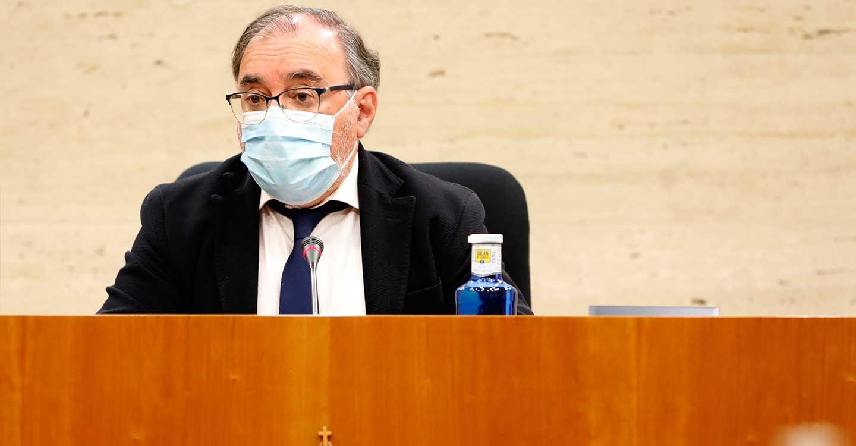 La Comisión de estudio sobre el coronavirus acuerda un plan de trabajo en el que se citará a 74 comparecientes