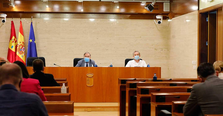 Constituida la comisión de estudio sobre el coronavirus, presidida por Fernando Mora