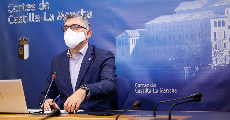 El Pleno en las Cortes de Castilla-La Mancha debate y vota este jueves el techo de gasto para los presupuestos de 2021
