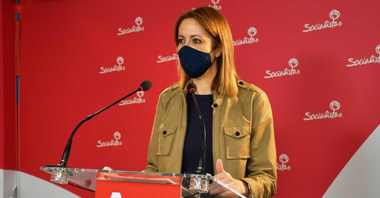 """Cristina Maestre: """"El PSOE ha obtenido el apoyo en Europa para esa nueva PAC más competitiva"""""""