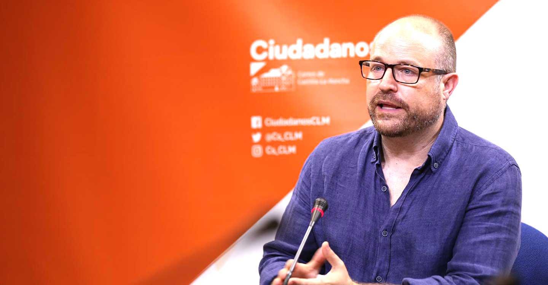 """Cs avisa que la futura Ley del Agua de C-LM que anuncia hoy el Gobierno regional es """"un brindis al sol"""""""