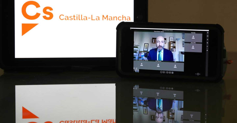 """Cs reitera a la Junta incluir un """"Plan de Rescate Urgente"""" para la Hostelería en el próximo presupuesto de Castilla-La Mancha"""
