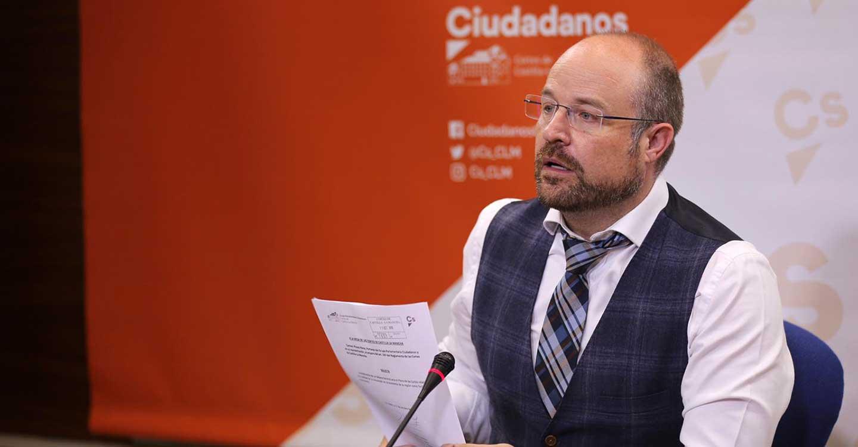 """Cs registra una PNL de apoyo al olivar tradicional """"una de las joyas de Castilla-La Mancha"""""""