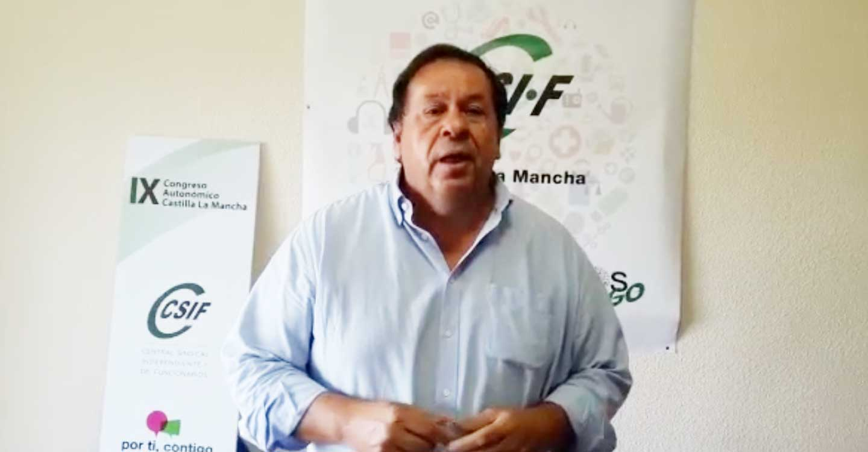 CSIF: Page debe dar la cara y pronunciarse sobre la congelación del salario de los empleados públicos
