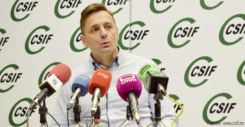 CSIF reclama la creación de un servicio propio de Prevención de Riesgos Laborales en Educación